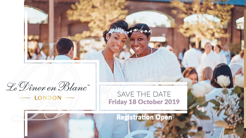Save the Date | Fri 18 Oct 2019