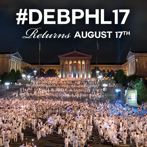 D 238 Ner En Blanc Philadelphia Save The Date 2017